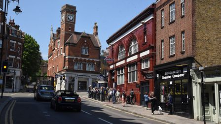 Businesses in Hampstead have called police more than 200 times about opportunist thieves in two year