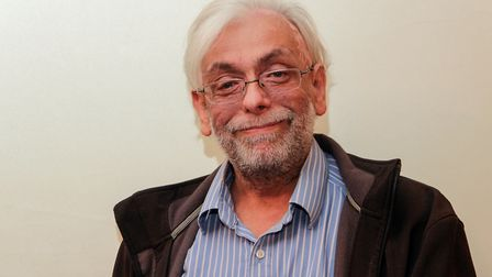 Howard Tidman, a senior practitioner with Norfolk and Suffolk NHS Foundation Trust. Picture: NSFT.