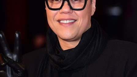 Gok Wan. Picture: Ian West/PA