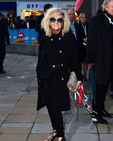 Annie Nightingale. Picture: Ian West/PA