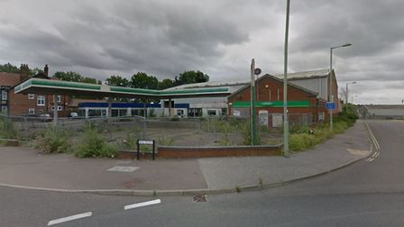 The proposed site of the new McDonald's. Picture: Google