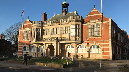 Hendon Town Hall. Picture: Matt Brown/Flickr/Creative Commons (CC BY 2.0)