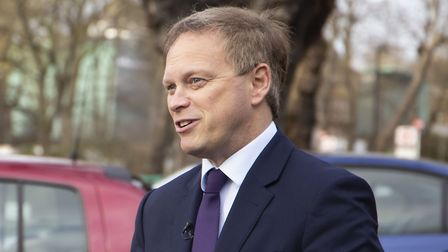 "Transport secretary Grant Shapps said he ""would wait for the facts"" of the Oakervee Review after Lor"