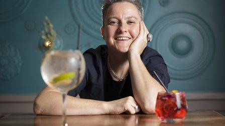 Club Soda co-founder Laura Willoughby MBE. Picture: Mick McGurk.