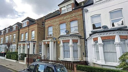Houses in Gloucester Street, which is not in the proposed conservation area. Picture: Google Maps.