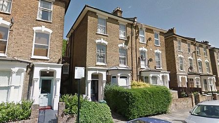 Houses in Wilberforce Road, which is in the proposed conservation area. Picture: Google Maps.
