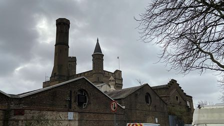 The new building that Castle Climbing Centre will overhaul. Picture: Gina Lawrence