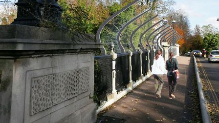 An alternative proposal lodged by the Highgate Society. Picture: David Richmond