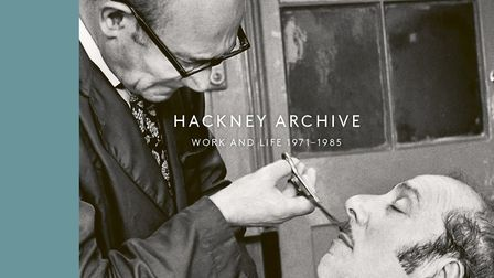 Neil Martinson's photos from the 70s and 80s have been published in a book, Hackney Archive.