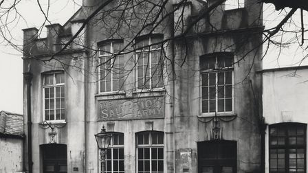 Flask Walk's Salvation Army Chapel. Picture: Camden Local Studies and Archives Centre
