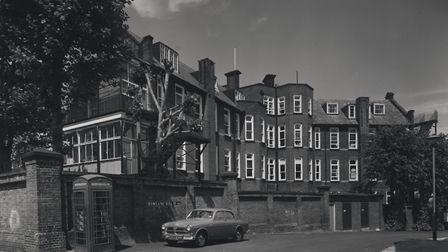 Hampstead General Hospital in 1967. Picture: Camden Local Studies and Archives Centre