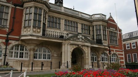The charge was signed off at Hendon Town Hall. Picture: Archant