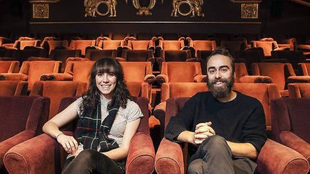 Dee Swift and Ash Charman revived the abandoned Castle Cinema by launching a �45,000 kickstarter cam