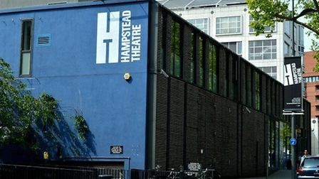 The Hampstead Theatre opened on Eton Avenue in 2003 and was previously in a prefab in Swiss Cottage