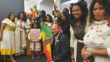 Ethiopian Christmas is celebrated by many people of African heritage including Rastafarians and Erit