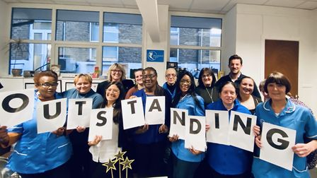 Bluebird Care Camden & Hampstead was rated 'outstanding' by the Care Quality Commission. Picture: Bl
