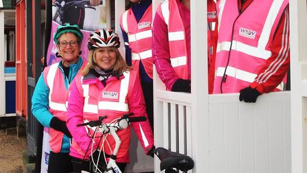 Women on Wheels is returning to Southwold. Picture: Prominent PR