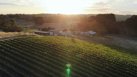 The Adelaide Hills Wine Region. Picture: Supplied.