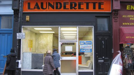 The Launderette in England's Lane has been given a reprieve. Picture: MICHAEL BONIFACE