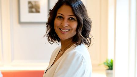 Aarti Parmar - brand strategist, coach and designer from St Johns Wood. Picture: Aarti Parmar.