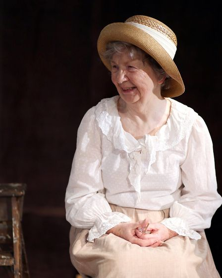 Alison Liney as Mrs Moore. Picture: Robert Piwko