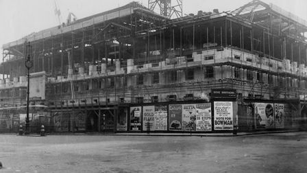 The Judd Street site was built in the mid-1930s. Picture: Courtesy of Camden Local Studies and Archi
