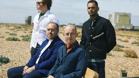 Bombay Bicycle Club. Picture: Supplied.