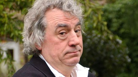 Editor Andre Langlois will not forget an apology he got from the late Terry Jones. Picture: PA Image