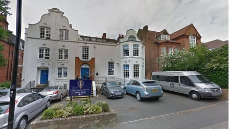 South Hampstead Junior School in Netherhall Gardens. Picture: Google Maps