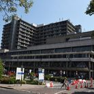 The Royal Free Hospital. Picture: Ken Mears