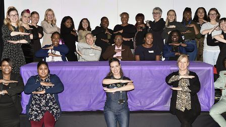Hackney Council hosted it�s fifth �Inspiring Young Women� careers event at the Young Hackney Forest