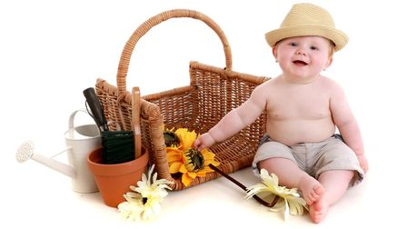 It's time to vote in the Lowestoft Journal Bonny Babies competition. Archive baby photo courtesy of