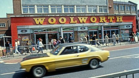 Pictures of Hackney in the 80s, taken by the Tape/Slide group. Picture: Rio Cinema Archive