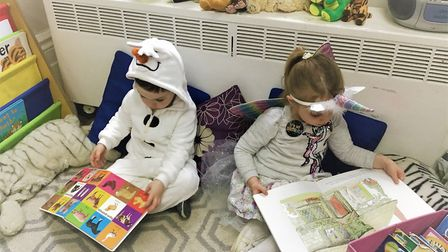 World Book Day aims to provide every young person with a book. Picture: North Bridge House School