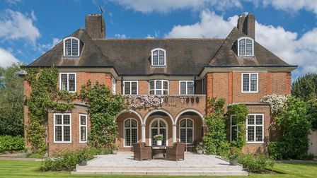11 Constable Close was sold in 2019 for �6.5m. Picture: Glentree