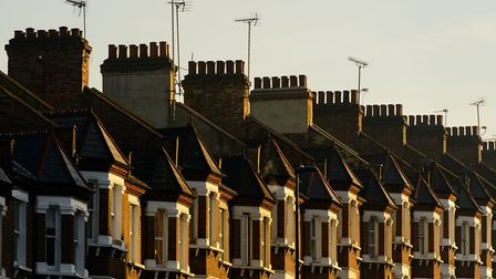 A stock image of housing. Picture: PA Images/Dominic Lipinski