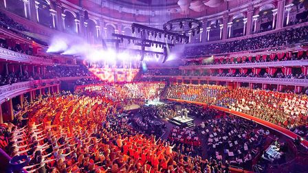 The showpiece event was held at the Royal Albert Hall. Picture: Camden Council/Justin Thomas