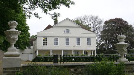 Lauderdale House is among the venues taking part in the 2020 Highgate Festival. Picture: Nigel Sutto