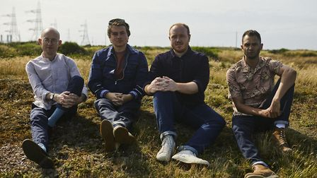 Bombay Bicycle Club. Picture: All Points East