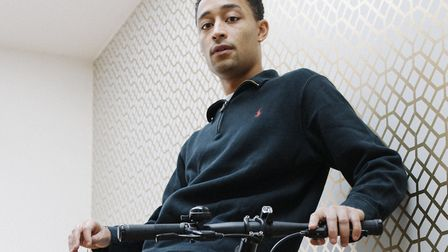 Loyle Carner. Picture: All Points East