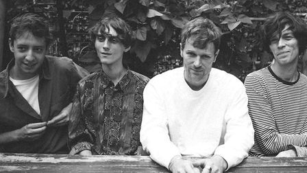 Gengahr. Picture: All Points East