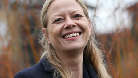 Cllr Sian Berry is proud of the work done by Kentish Town residents to improve the area. Photo: Isab