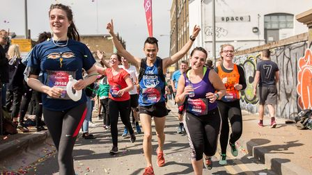 Virgin Sport's Outdoor Festival of Fitness Hackney Moves takes place from May 15-17 (pic Virgin Spor