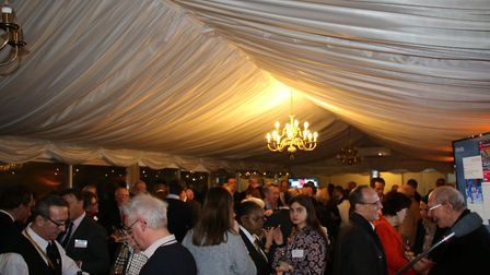 The charity launch of Next Meal was held at the House of Commons on February 6. Pictures: David Kang
