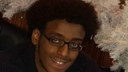 Cabdullahi Hassan, 20, was fatally stabbed on July 25 last year. Picture: Met Police