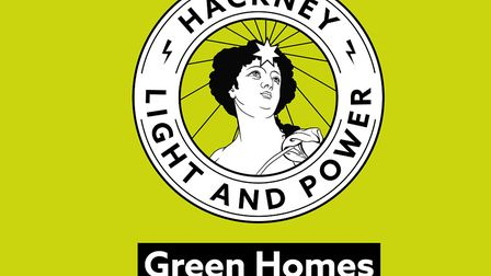The Hackney Light and Power logo. Picture: Hackney Council