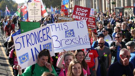 Without a swift shift of focus there might not be a chance to have a second referendum... Photograph: Yui Mok.