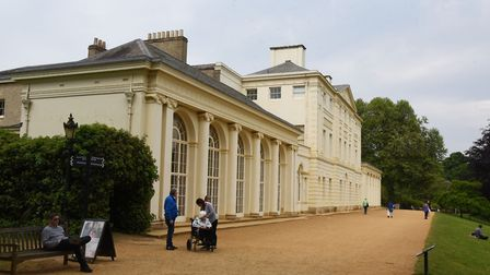 Kenwood House. Picture: Ken Mears