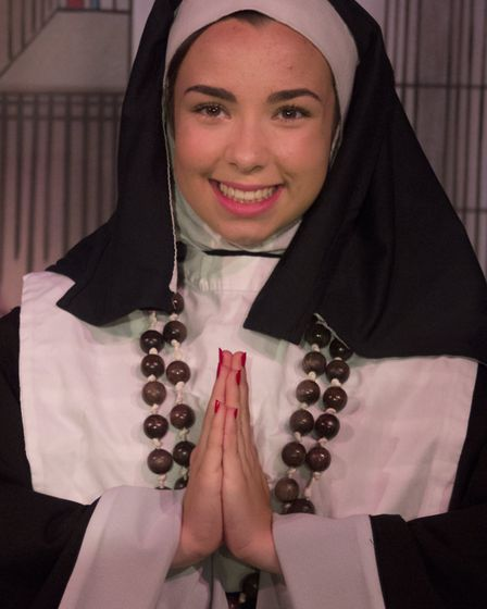 Benjamin Britten Music Academy in Lowestoft will perform its end-of-year show, Sister Act. Pictures: