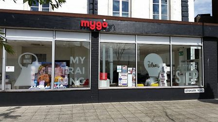 The Mygo office in Lowestoft Picture: ARCHANT
